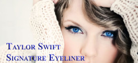 Taylor Swifts New Eyeliner Look