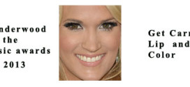 Carrie Underwood's Makeup