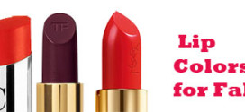 Chic Lipsticks for Fall