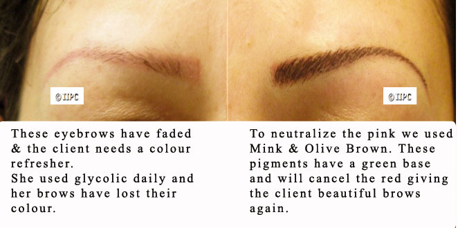 Permanent Makeup Color Corrections – League of Permanent Cosmetic ...
